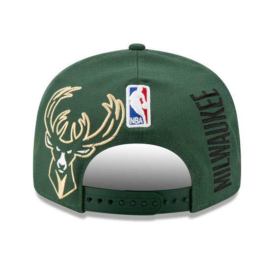 Milwaukee Bucks 2019/20 New Era Tip Off 9FIFTY Cap, , rebel_hi-res