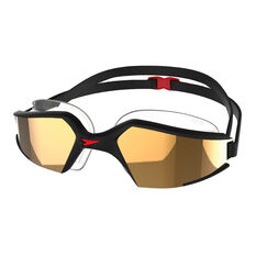 Speedo Aquapulse Max 2 Mirrored Swim Goggles, , rebel_hi-res