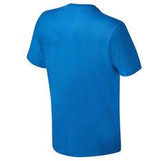 Nike Mens Sportswear Just Do It Tee Blue XS, Blue, rebel_hi-res