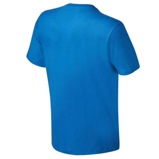 Nike Mens Sportswear Just Do It Tee, Blue, rebel_hi-res