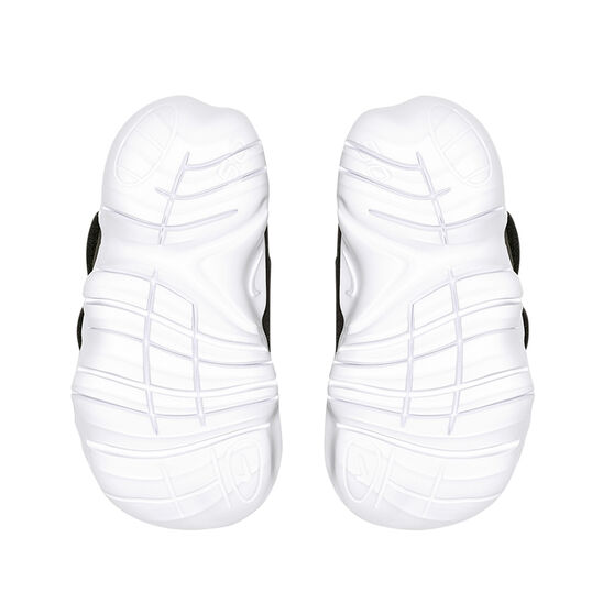 Nike Free RN 5.0 Toddlers Running Shoes Black / White US 8, Black / White, rebel_hi-res