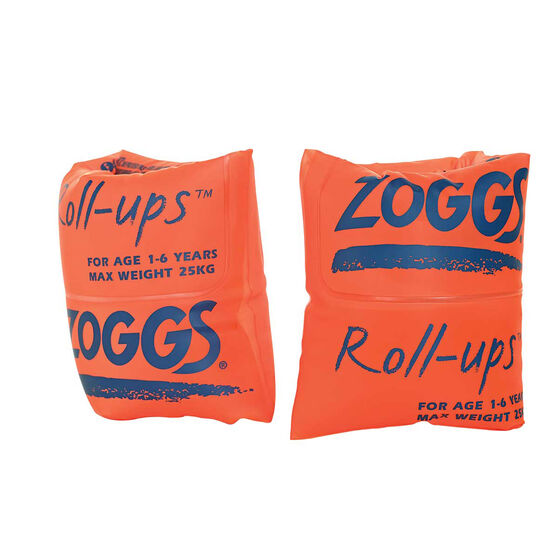 Zoggs Inflatable Roll Ups (1-6 Years), , rebel_hi-res