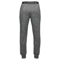 Under Armour Womens Play Up Twist Pants Black / Silver XS Adult, Black / Silver, rebel_hi-res