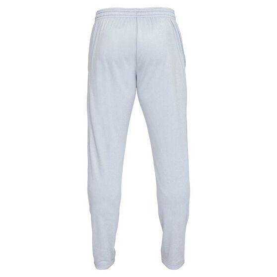Under Armour Mens Armour Fleece Pants, Grey, rebel_hi-res