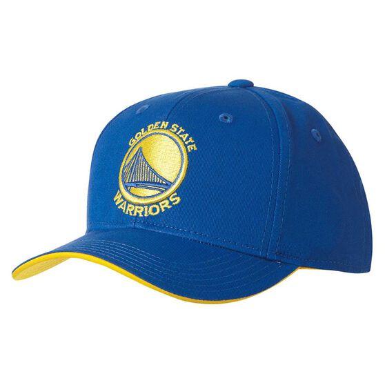 Outerstuff Kids Golden State Warriors Basic Cap OSFA, , rebel_hi-res