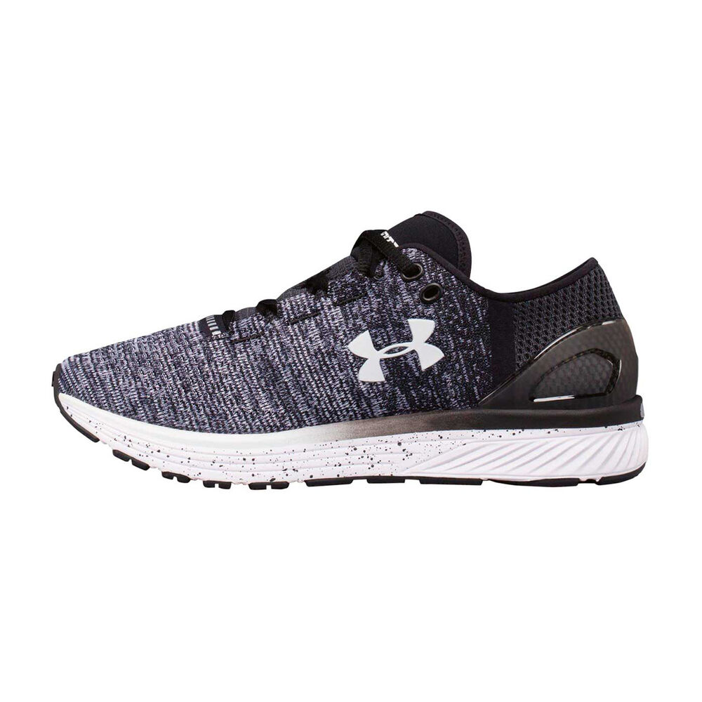 huge selection of d1cb4 0938c Under Armour Charged Bandit 3 Womens Running Shoes Black   White US 6,  Black