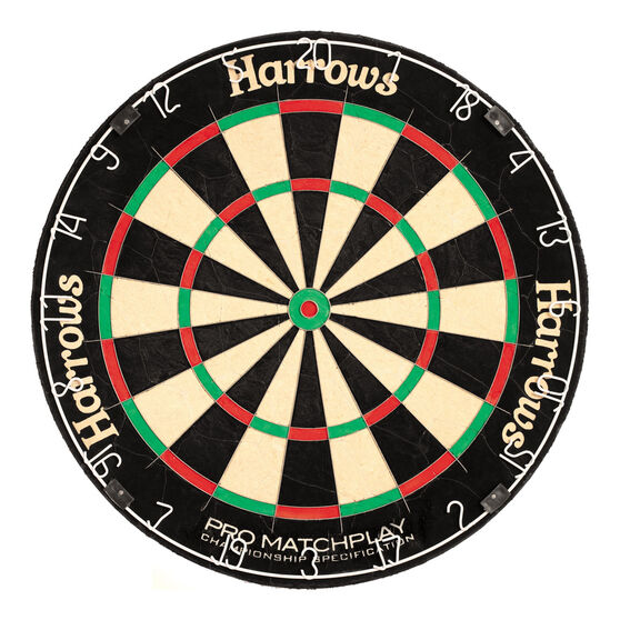 Harrows Pro Match Play Dartboard, , rebel_hi-res