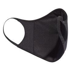 Adidas Face Masks 3 Pack Black M / L, , rebel_hi-res