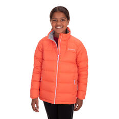 Macpac Kids Atom Jacket Orange 6, Orange, rebel_hi-res