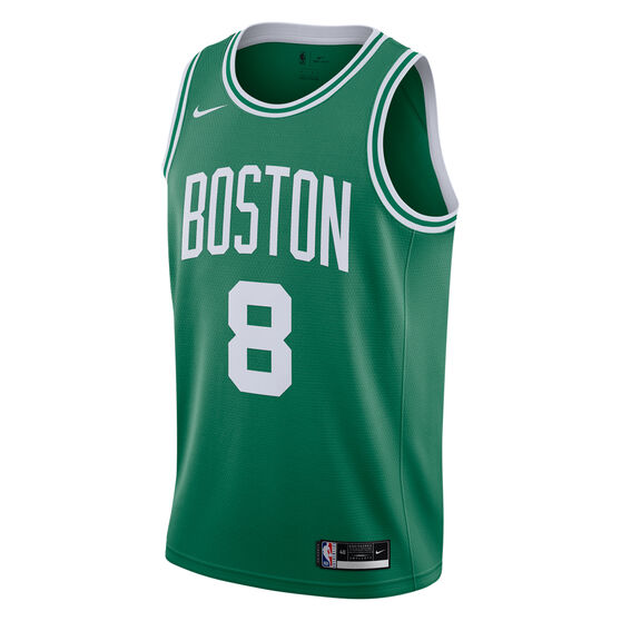 Nike Boston Celtics Kemba Walker 2020/21 Mens Icon Edition Authentic Jersey, Green, rebel_hi-res