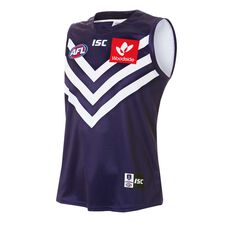 Fremantle Dockers 2018 Mens Home Guernsey, , rebel_hi-res