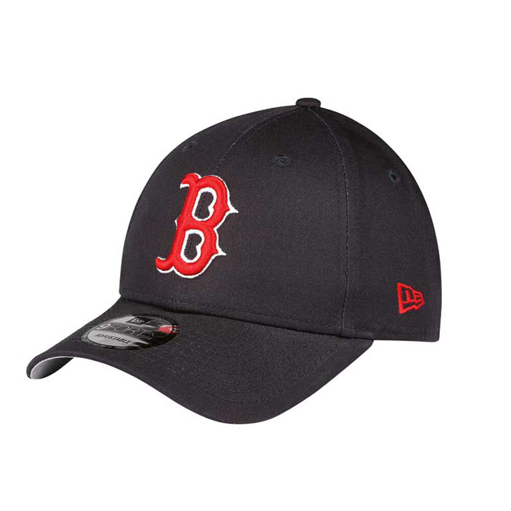 Boston Red Sox New Era 9FORTY Mesh Back Cap ab5a9f6ae0e