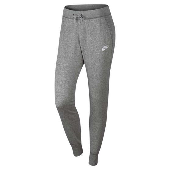 449c12d9e5 Nike Womens Sportswear Fleece Tight Pants Grey   Silver XS Adult ...