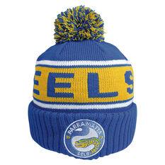 Parramatta Eels Striker Beanie, , rebel_hi-res
