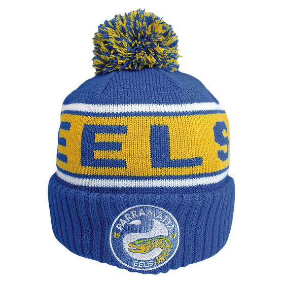 Parramatta Eels Striker Beanie, , rebel_hi-res