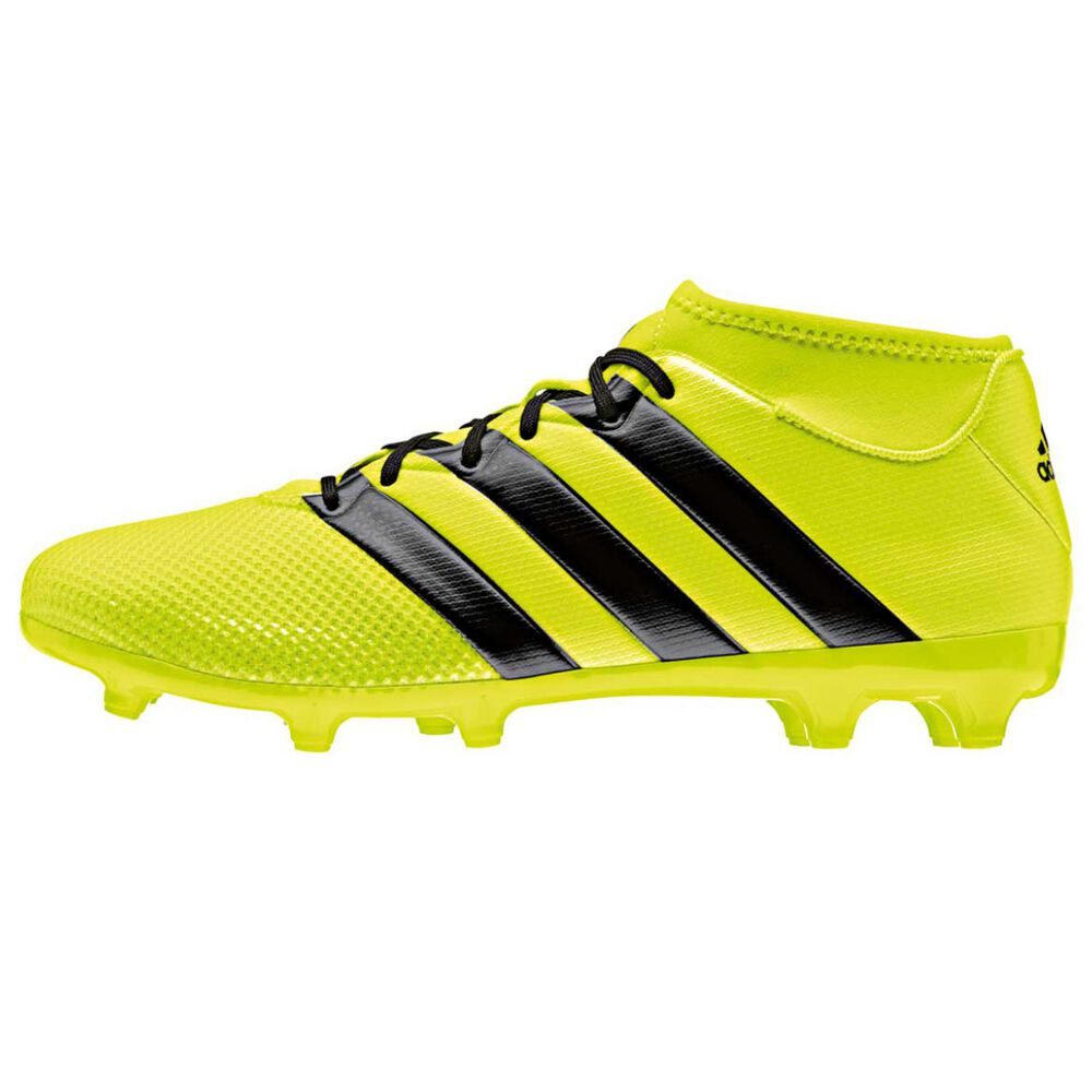 028cda78645 adidas ACE 16.3 Primemesh Mens Football Boots Yellow   Black US 9 Adult