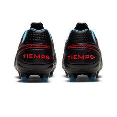 Nike Tiempo Legend VIII Pro Football Boots, Black, rebel_hi-res