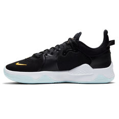 Nike PG 5 Mens Basketball Shoes Black US 5.5, Black, rebel_hi-res