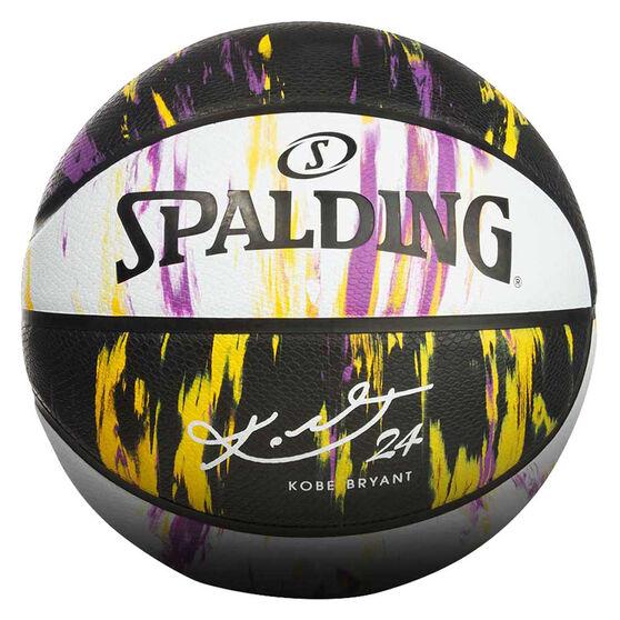 Spalding Kobe 94 Marble Basketball, , rebel_hi-res