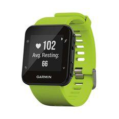 Garmin Forerunner 35 GPS Heart Rate Monitor Running Watch Limelight, , rebel_hi-res
