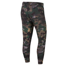 Nike Womens Dri FIT Icon Clash Track Pants Camo XS, Camo, rebel_hi-res