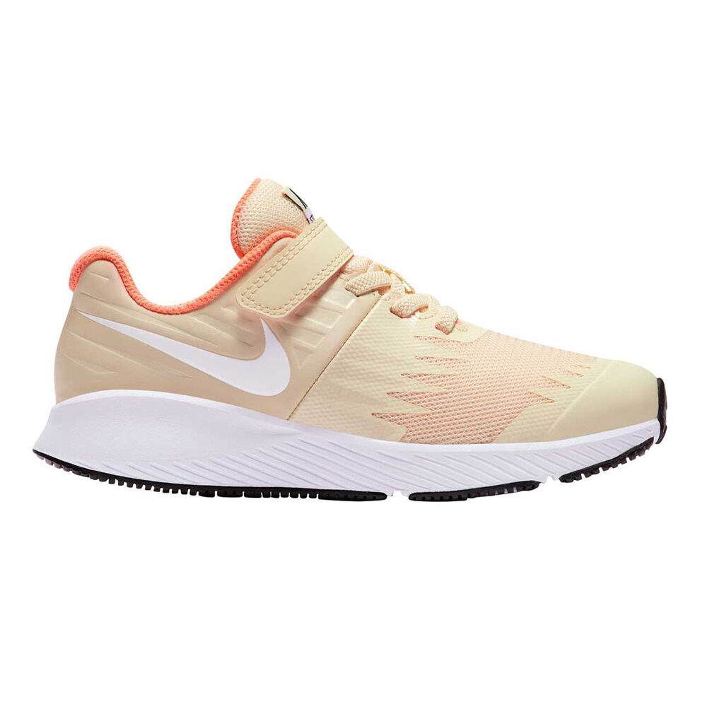 a8dfddbc7e6908 Nike Star Runner Junior Girls Running Shoes Crimson US 13