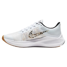 Nike Winflo 8 Premium Womens Running Shoes White/Black US 6, White/Black, rebel_hi-res