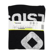 Celsius Cotton Towel & Shaker, , rebel_hi-res