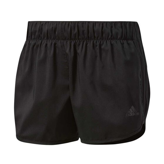 adidas Womens M10 Icon Shorts Black XS Adult  0061dcb0ea