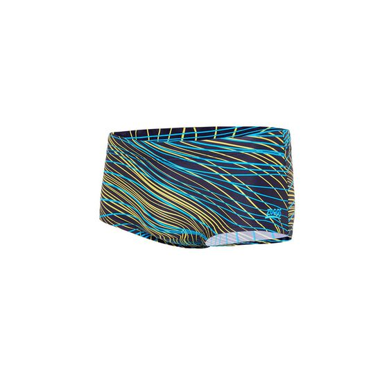 Zoggs Mens Spinifex Trunks, Multi, rebel_hi-res