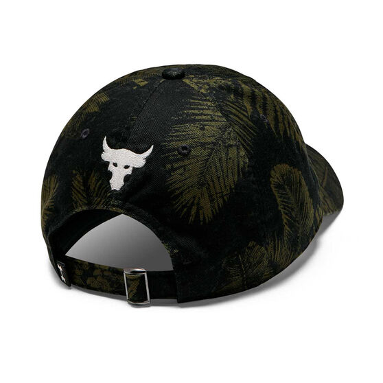 Under Armour Mens Project Rock Cotton Cap, , rebel_hi-res