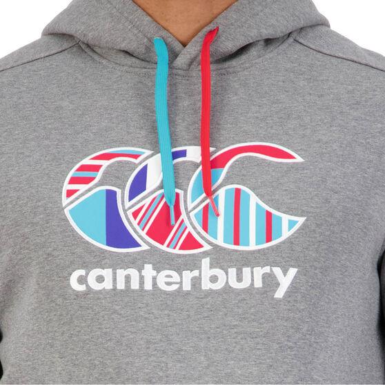 Canterbury Mens Uglies Hoody, Grey, rebel_hi-res