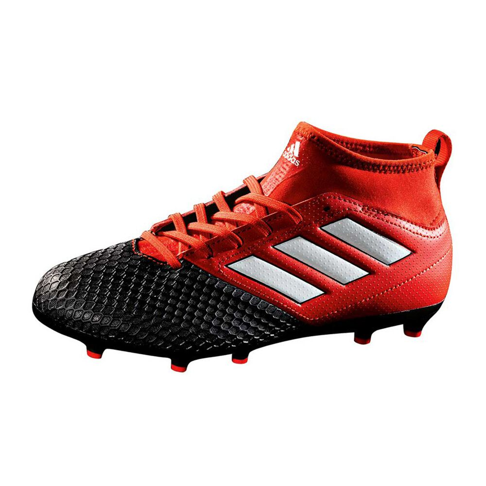 purchase cheap 148dd 7ba00 adidas ACE 17.3 Primemesh Junior Football Boots Red / White US 3 Junior