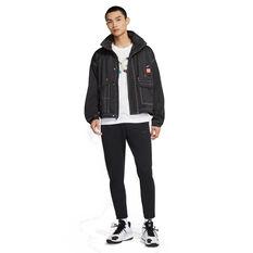 Nike Mens KD Basketball Jacket, Black, rebel_hi-res