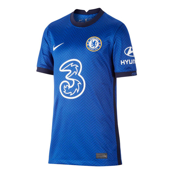 Chelsea FC 2020/21 Youth Replica Home Jersey, Blue, rebel_hi-res