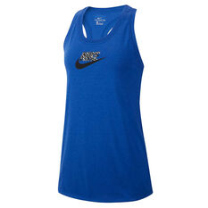 Nike Womens Sportswear Tank Blue XS, Blue, rebel_hi-res