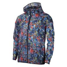 Nike Mens Sportswear Windrunner Jacket Dark Indigo S, Dark Indigo, rebel_hi-res