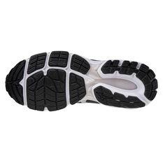 Mizuno Wave Inspire 16 Mens Running Shoes, Black/White, rebel_hi-res