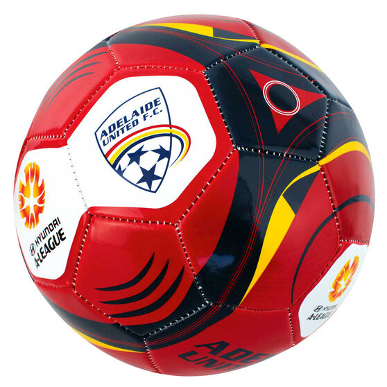 A League Adelaide United Supporter Soccer Ball, , rebel_hi-res