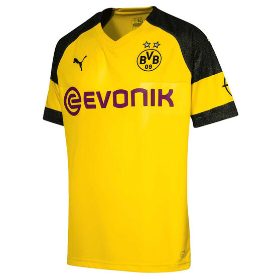 Borussia Dortmund 2018 / 19 Mens Home Jersey, , rebel_hi-res