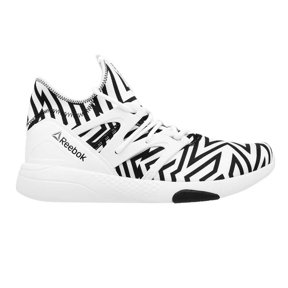 9a35edc84fd Reebok Hayasu Womens Dance Shoes White   Black US 8