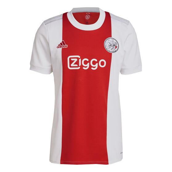 Ajax 2021/22 Mens Replica Home Jersey, Red, rebel_hi-res