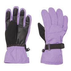 Tahwalhi Kids Cub Gloves Purple S, Purple, rebel_hi-res