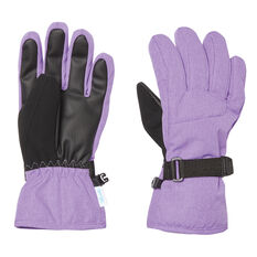 Tahwalhi Kids Cub Ski Gloves Purple S, Purple, rebel_hi-res