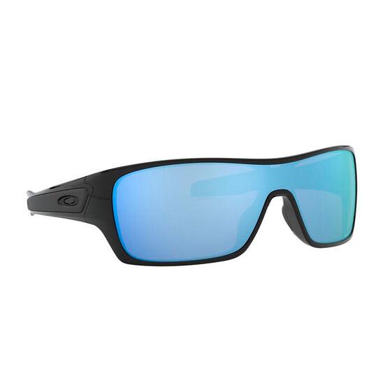 Oakley Turbine Rotor Sunglasses Polished Black, Polished Black, rebel_hi-res