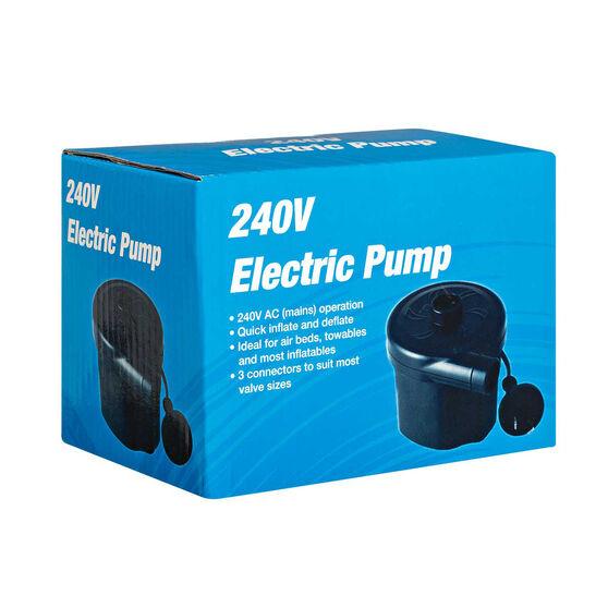 Blazen 240V AC Electric Air Pump, , rebel_hi-res