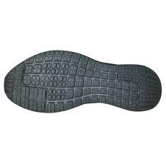 Reebok Plus Womens Running Shoes Black / Silver US 6, Black / Silver, rebel_hi-res