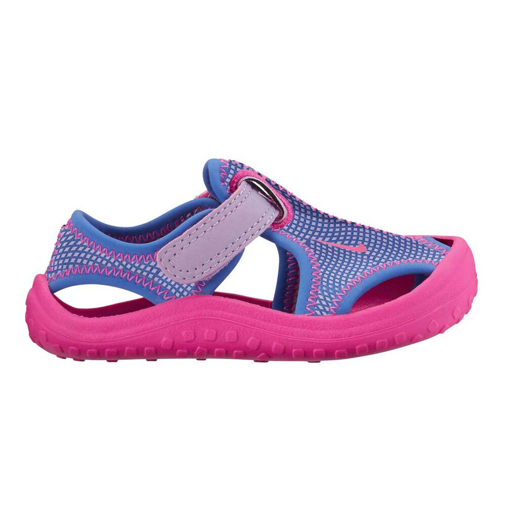 8b106608366a Nike Sunray Protect Toddlers Sandals Purple   pink US 8