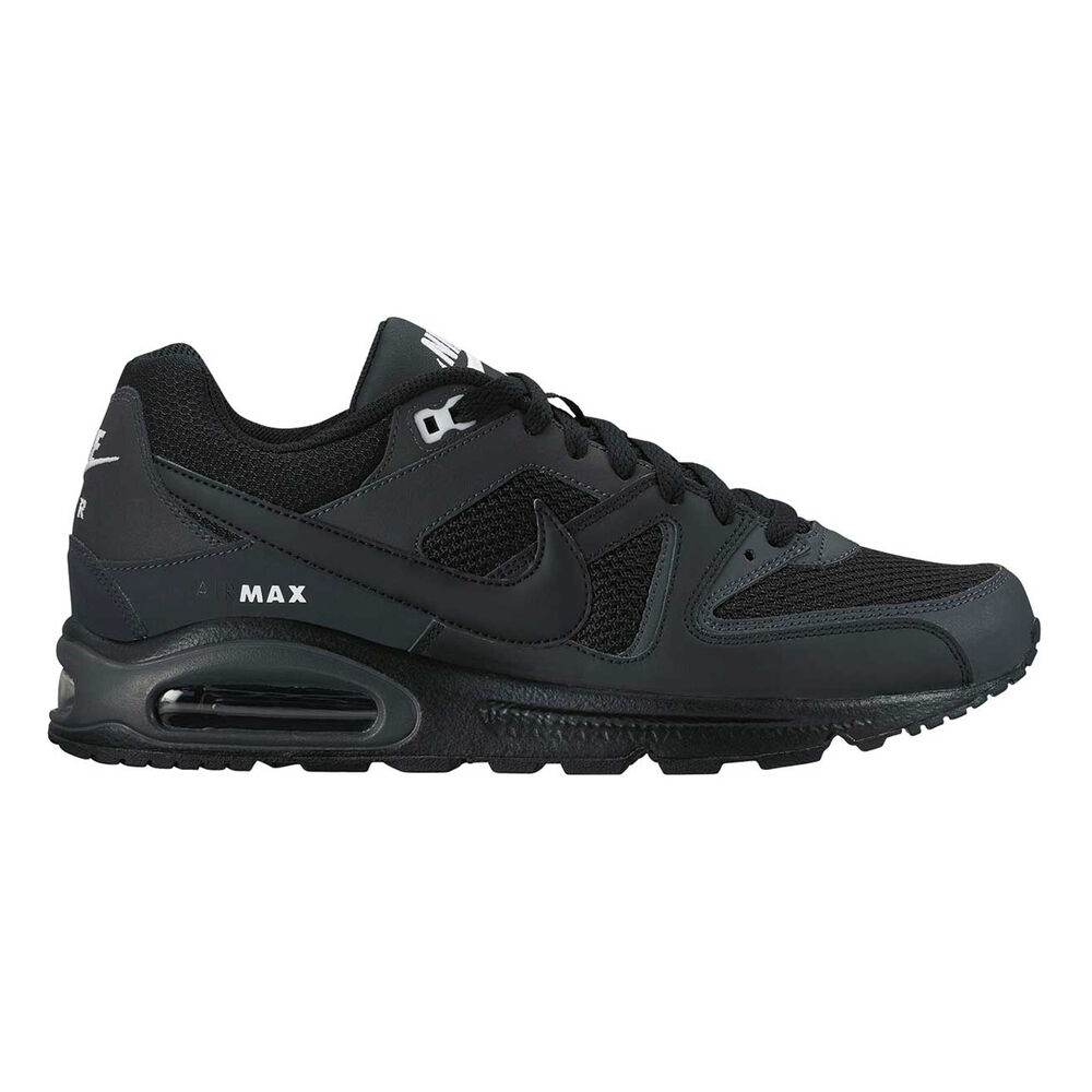 2244887a31c74c Nike Air Max Command Mens Casual Shoes Black   Black US 7