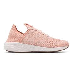 New Balance Fresh Foam Cruz Womens Running Shoes Pink US 6, Pink, rebel_hi-res